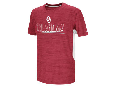 Oklahoma Sooners Colosseum NCAA Youth Over The Fence T-Shirt