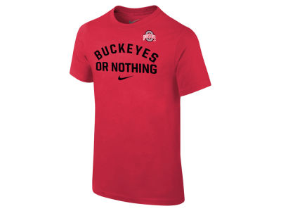 NCAA Youth Buckeyes Or Nothing T-shirt