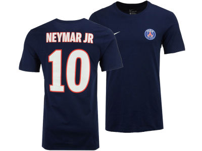 Paris Saint-Germain Neymar  Nike Club Team Home Name and Number T-Shirt