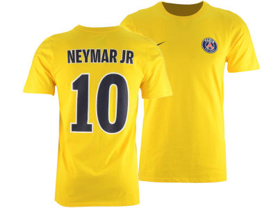 Paris Saint-Germain Neymar  Nike Men's Club Team Away Name and Number T-shirt