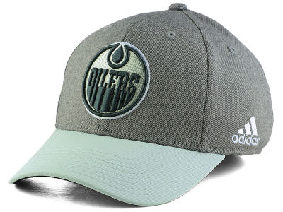 Edmonton Oilers adidas NHL Travel & Training Flex Cap