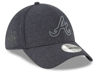 Atlanta Braves New Era 2018 MLB Clubhouse 39THIRTY Cap