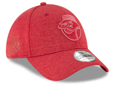 Cincinnati Reds New Era 2018 MLB Clubhouse 39THIRTY Cap
