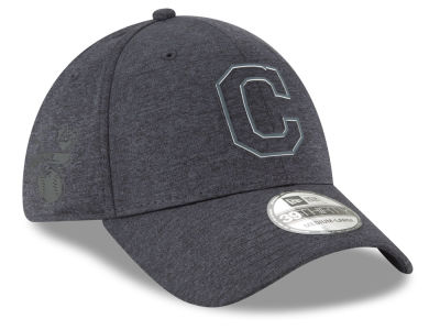 Cleveland Indians New Era 2018 MLB Clubhouse 39THIRTY Cap