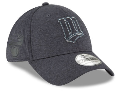 Minnesota Twins New Era 2018 MLB Clubhouse 39THIRTY Cap