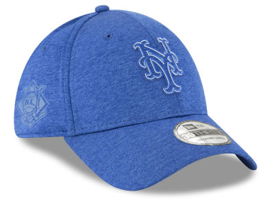 New York Mets New Era 2018 MLB Clubhouse 39THIRTY Cap