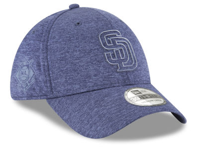 San Diego Padres New Era 2018 MLB Clubhouse 39THIRTY Cap