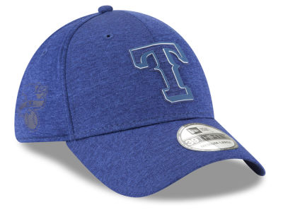 Texas Rangers New Era 2018 MLB Clubhouse 39THIRTY Cap