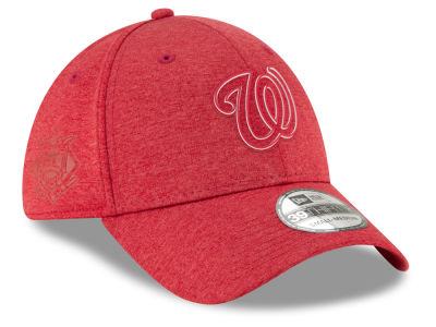 Washington Nationals New Era 2018 MLB Clubhouse 39THIRTY Cap