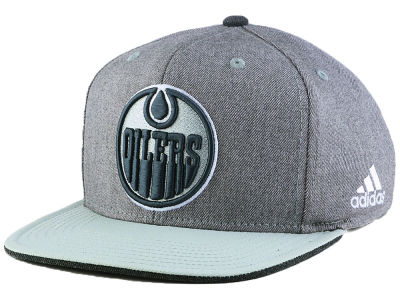 Edmonton Oilers adidas NHL Travel & Training Cap