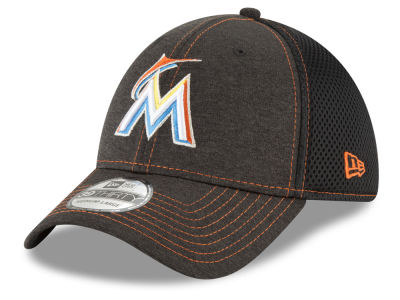 Miami Marlins New Era MLB Shade Classic Neo 39THIRTY Cap