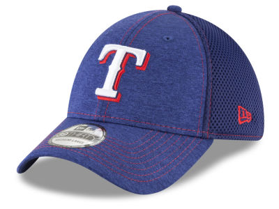Texas Rangers New Era MLB Shade Classic Neo 39THIRTY Cap