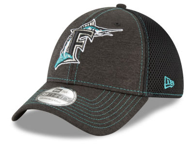 Florida Marlins New Era MLB Shade Classic Neo 39THIRTY Cap