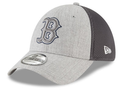 Boston Red Sox New Era MLB Heather Pop Neo 39THIRTY Cap