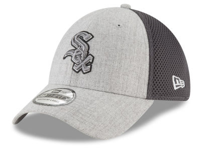 Chicago White Sox New Era MLB Heather Pop Neo 39THIRTY Cap