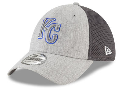 Kansas City Royals New Era MLB Heather Pop Neo 39THIRTY Cap