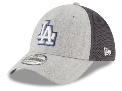 Los Angeles Dodgers New Era MLB Heather Pop Neo 39THIRTY Cap