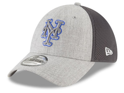 New York Mets New Era MLB Heather Pop Neo 39THIRTY Cap