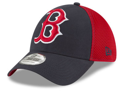 Boston Red Sox New Era MLB Mega Team 39THIRTY Cap