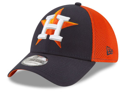 Houston Astros New Era MLB Mega Team 39THIRTY Cap