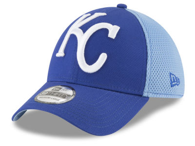 Kansas City Royals New Era MLB Mega Team 39THIRTY Cap