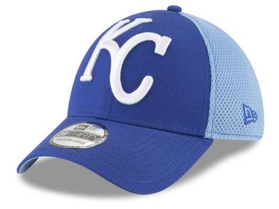 check out 90321 38f73 Kansas City Royals New Era MLB Mega Team 39THIRTY Cap