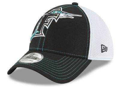 Florida Marlins New Era MLB Mega Team 39THIRTY Cap