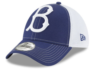 Brooklyn Dodgers New Era MLB Mega Team 39THIRTY Cap
