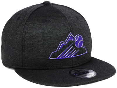 Colorado Rockies New Era MLB Clubhouse Jersey Pop 9FIFTY Snapback Cap