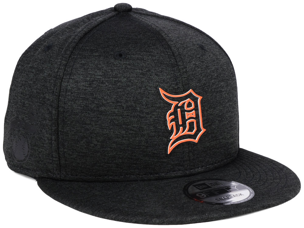 Detroit Tigers Jersey 9Fifty Snapback Cap - Grey New Era ki9fAmN1