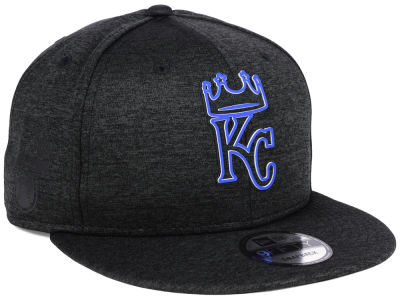 Kansas City Royals New Era MLB Clubhouse Jersey Pop 9FIFTY Snapback Cap