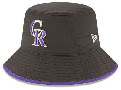 Colorado Rockies New Era 2018 MLB Clubhouse Bucket
