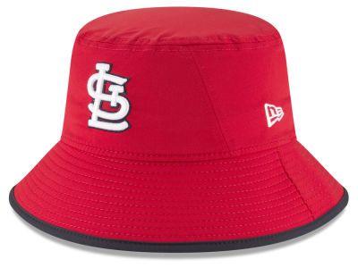 St. Louis Cardinals New Era 2018 MLB Clubhouse Bucket