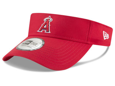 Los Angeles Angels New Era MLB Clubhouse Visor