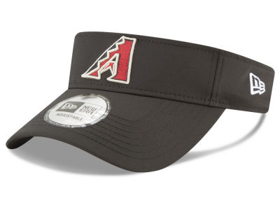 Arizona Diamondbacks New Era MLB Clubhouse Visor