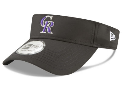 Colorado Rockies New Era MLB Clubhouse Visor