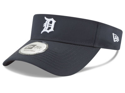Detroit Tigers New Era MLB Clubhouse Visor