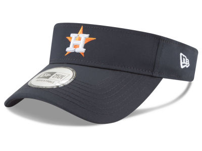 Houston Astros New Era MLB Clubhouse Visor