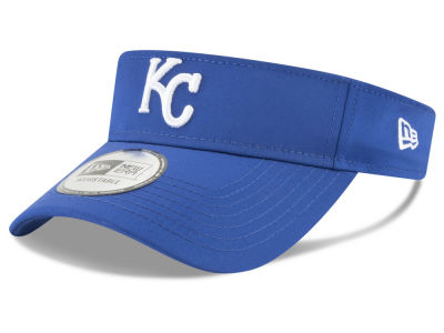 Kansas City Royals New Era MLB Clubhouse Visor