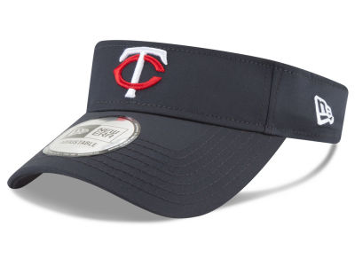 Minnesota Twins New Era MLB Clubhouse Visor