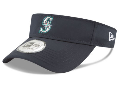 Seattle Mariners New Era MLB Clubhouse Visor