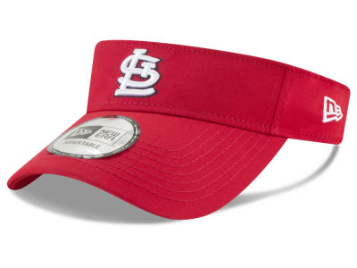 St. Louis Cardinals New Era MLB Clubhouse Visor