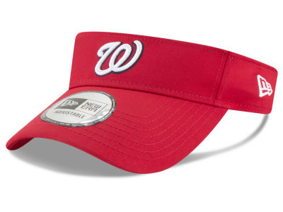 Washington Nationals New Era MLB Clubhouse Visor