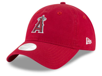 Los Angeles Angels New Era MLB Women's Team Glisten 9TWENTY Cap