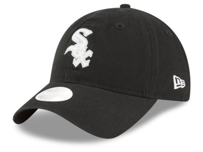 Chicago White Sox New Era MLB Women's Team Glisten 9TWENTY Cap
