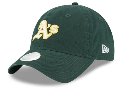 Oakland Athletics New Era MLB Women's Team Glisten 9TWENTY Cap