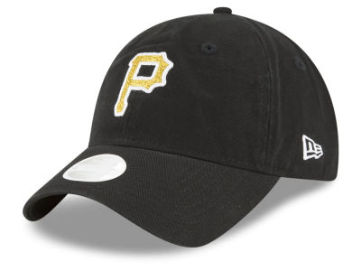 Pittsburgh Pirates New Era MLB Women's Team Glisten 9TWENTY Cap
