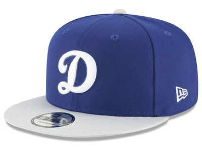 Los Angeles Dodgers New Era MLB Mark Mixer 9FIFTY Snapback Cap