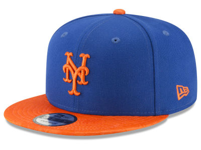 New York Mets New Era MLB Mark Mixer 9FIFTY Snapback Cap