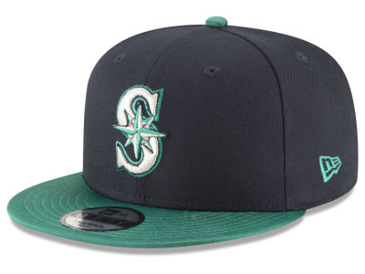 Seattle Mariners New Era MLB Mark Mixer 9FIFTY Snapback Cap